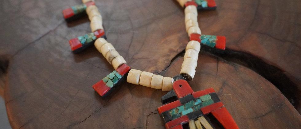 Santo Domingo Thundebird Necklace
