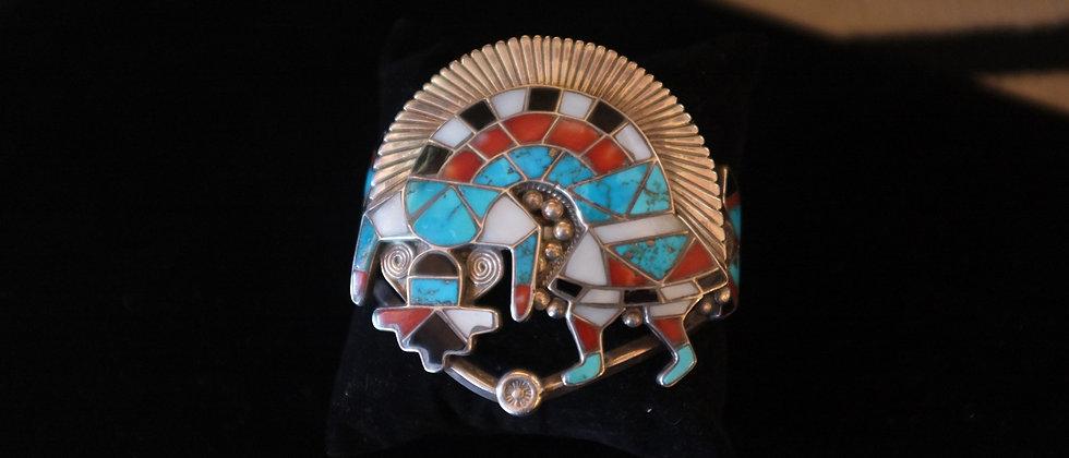 1950s Rainbow God Bracelet