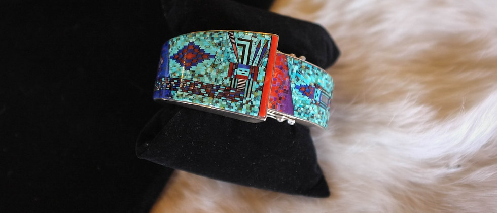 'Micro' Inlay Bracelet