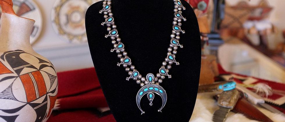 1960s Navajo Necklace