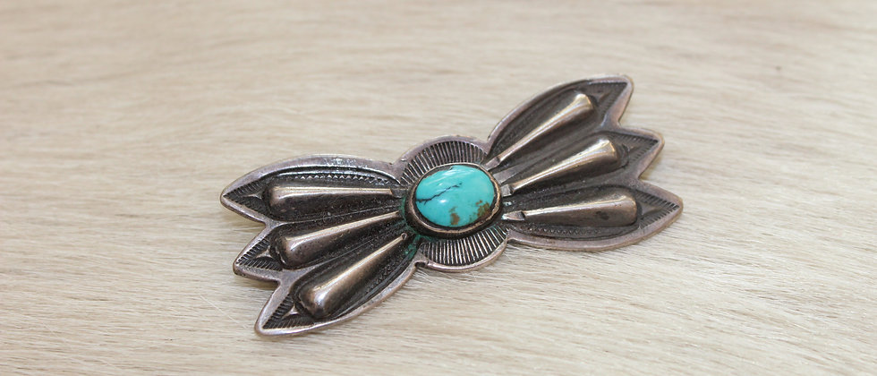 1940s Navajo Butterfly Pin