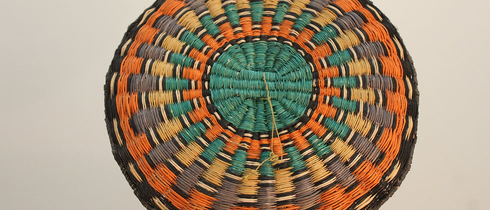 Hopi 1st Mesa Wicker Basket