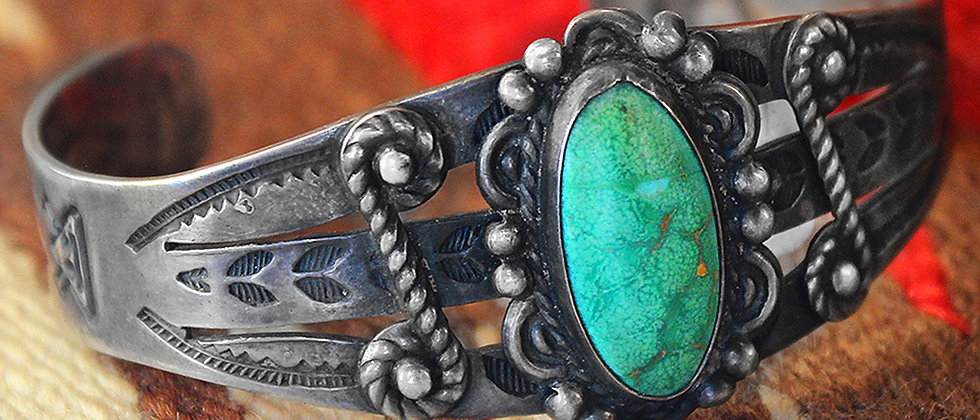 1920s Fred Harvey Era Bracelet