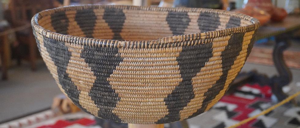White Mountain Apache Basket
