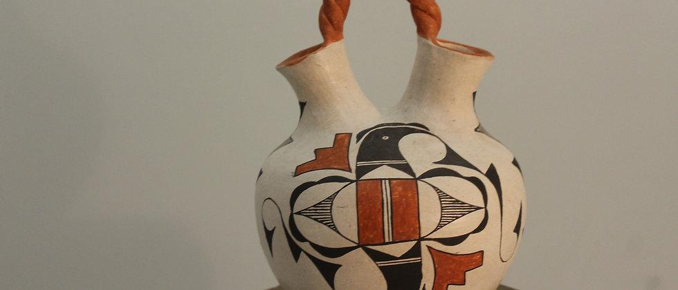 Acoma Wedding Vase