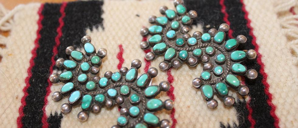 Navajo Swirl Pins
