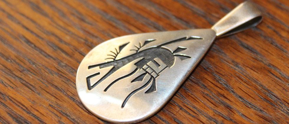 Hopi Kachina Pendant