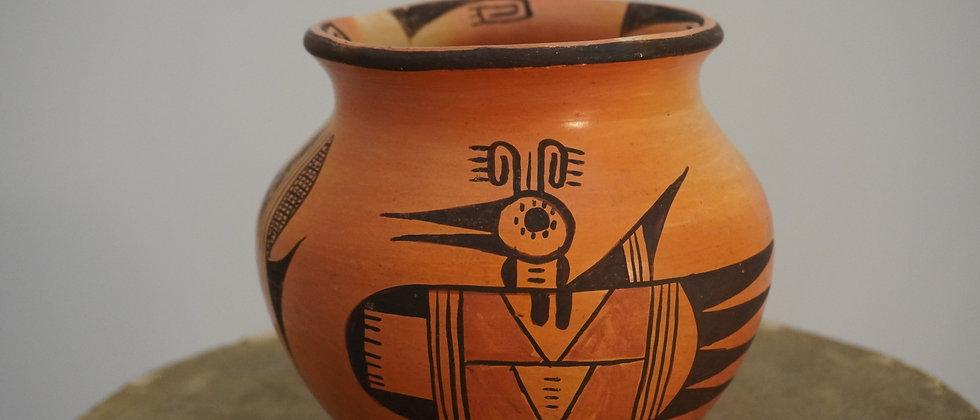 Hopi Jar with Bird Design