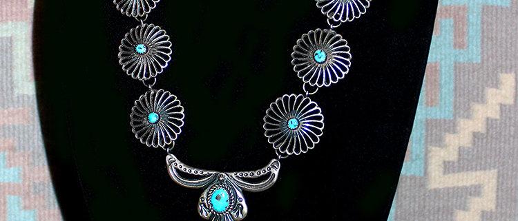 Kevin Billah Necklace, Bracelet and Earringsset