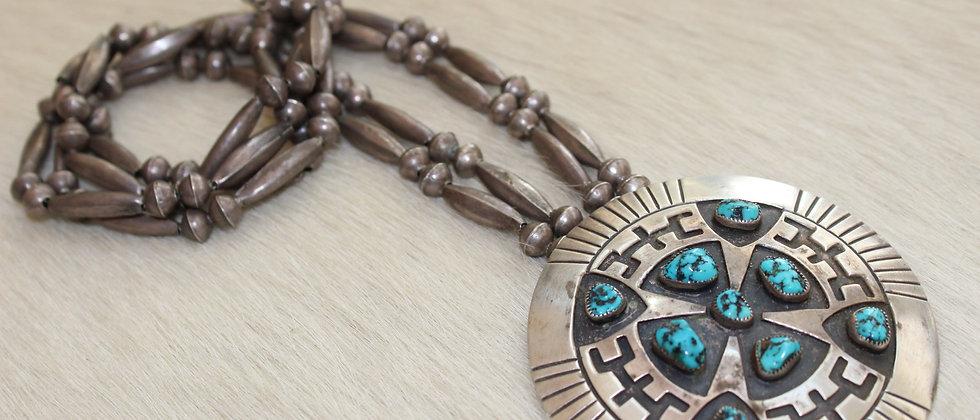 1960s Navajo Pin/Pendant