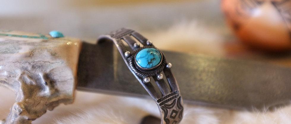 1930s Fred Harvey Style Bracelet