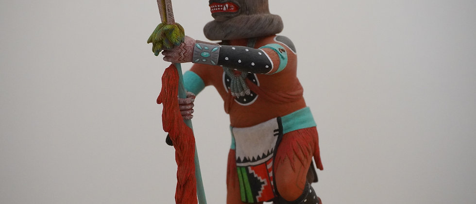 Wolf (Kweo) Kachina