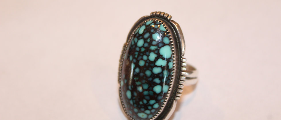 New Landers Turquoise Ring