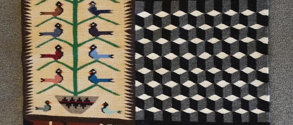 Multi-pattern Rug