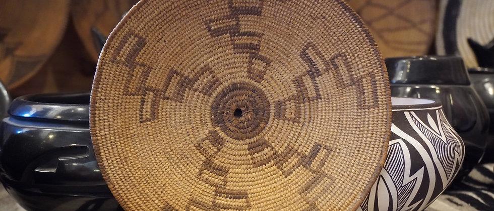 Papago Basket Circa 1900