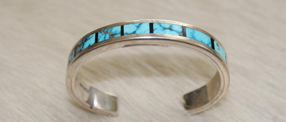 Tim Yazzie Inlay Bracelet