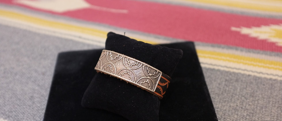 Santo Domingo Tufa Cast Bracelet