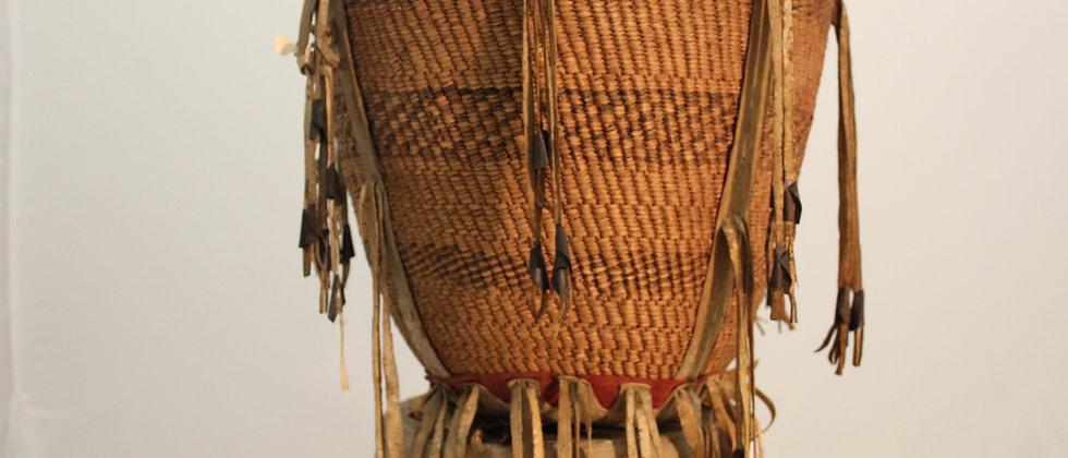 Apache Burden Basket (1860-1880)