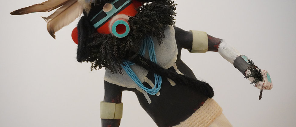 Hopi Rasp Dancer