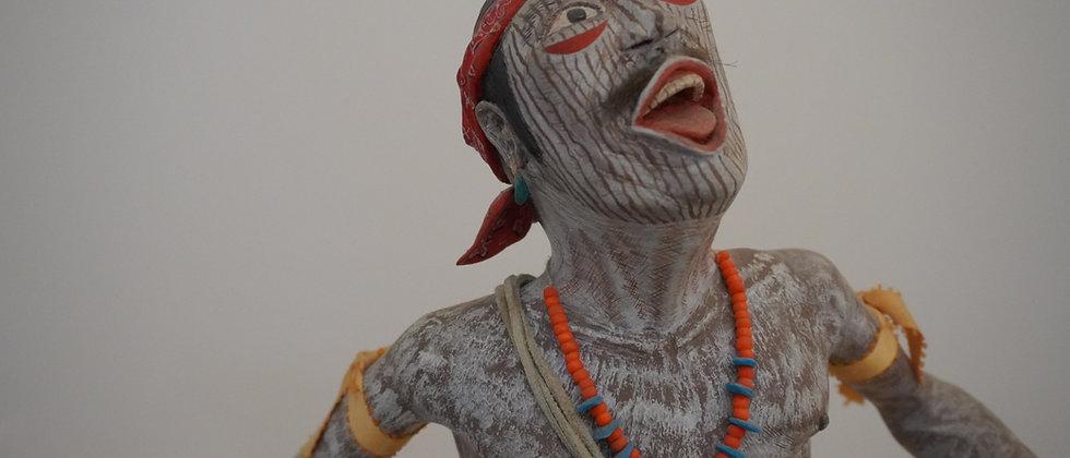 Hopi Parody Kachina