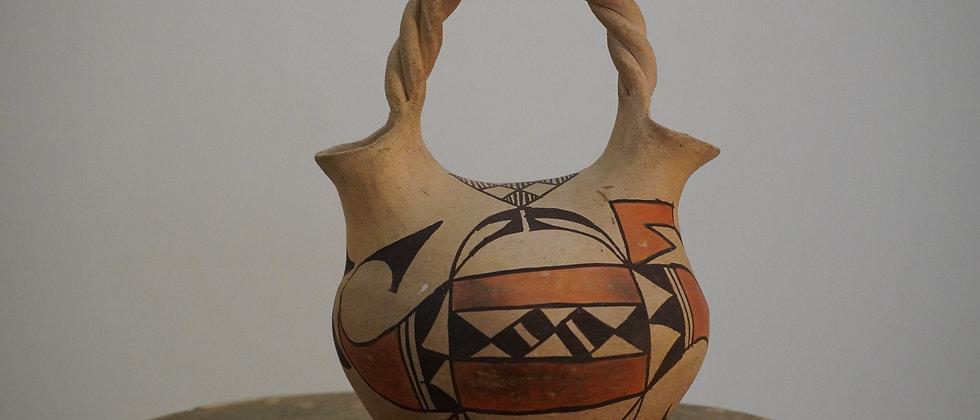 Old Acoma Wedding Vase