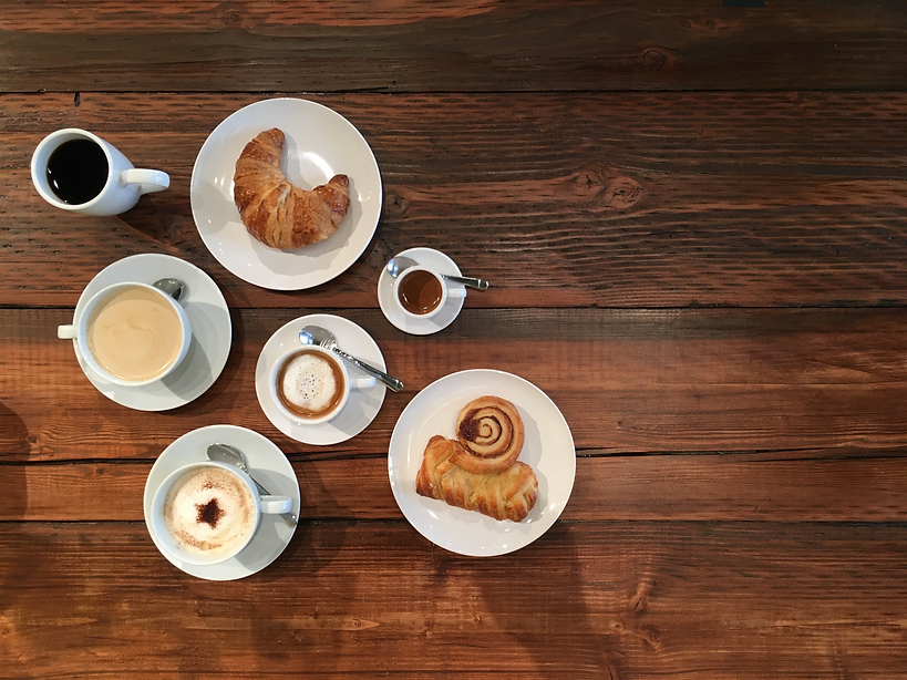 """At By-The-Bay-BISTRO we like to combine both of our passions: handcrafted coffees and freshly baked European style pastries and breads. The name By-The-Bay BISTRO is a combination of the French word """"Bistro"""" and the wonderful Bay location on the bay between Osprey and Casey Key."""