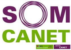 Logo oficial SOM CANET