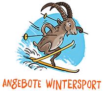Skifahrer Giochin - Angebote Wintersport