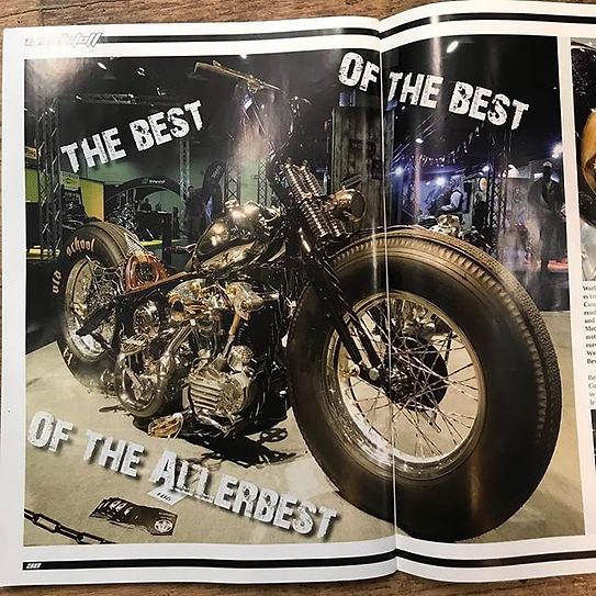 🔥T4 Motor-Cycles🔥_Presse allemande SG4