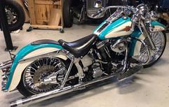 ⚡️T4 Motor-Cycles ⚡️ low rider JG ._._.j