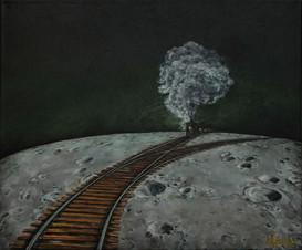 Borrowed Moon