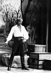 The Pirate King - Pirates of Penzance, Drury Lane, 1982
