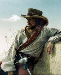Pirate in the movie of Pirates of Penzance