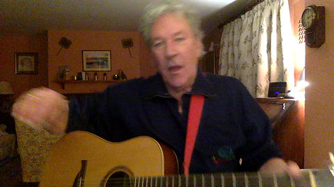 A song for my dear departed friend Jay Benedict