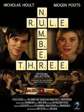 Rule Number Three 2011