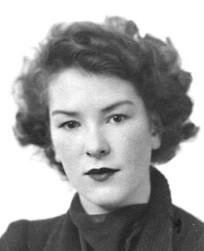 My mother, Pauline