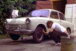 VW 1500N. My pride and joy