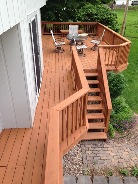 Outdoor Deck