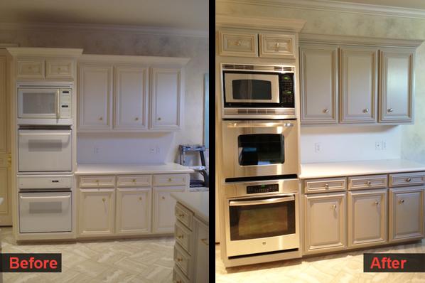 Kitchen Cabinet Redesign