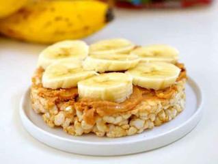Recipe Guilt-Free Peanut Butter Banana Delights
