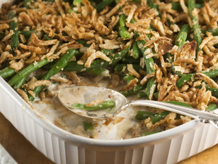 Recipe- Homestyle Green Bean Casserole