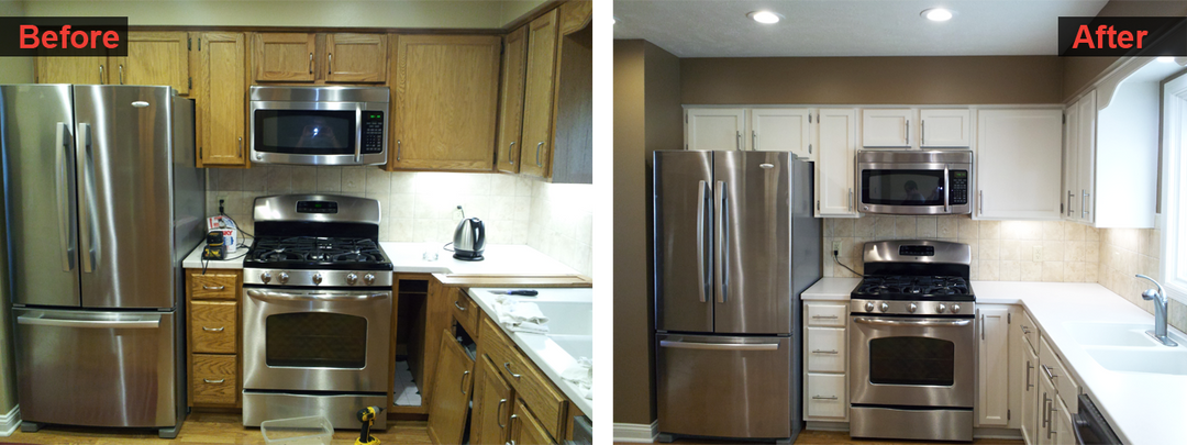 Kitchen Cabients & Finishing