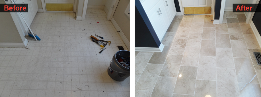 Room Rennovations Before & Afters Horizo