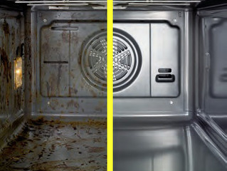 Self-Cleaning Ovens VS Steam Cleaning Ovens