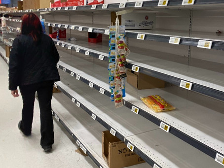 Why are Appliances Out of Stock?
