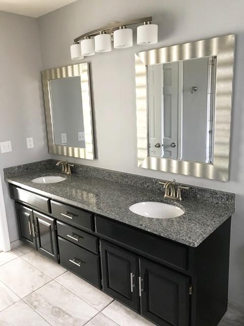 Bathroom His & Her Sinks
