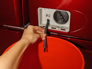 How to Fix a Slow Draining Washer