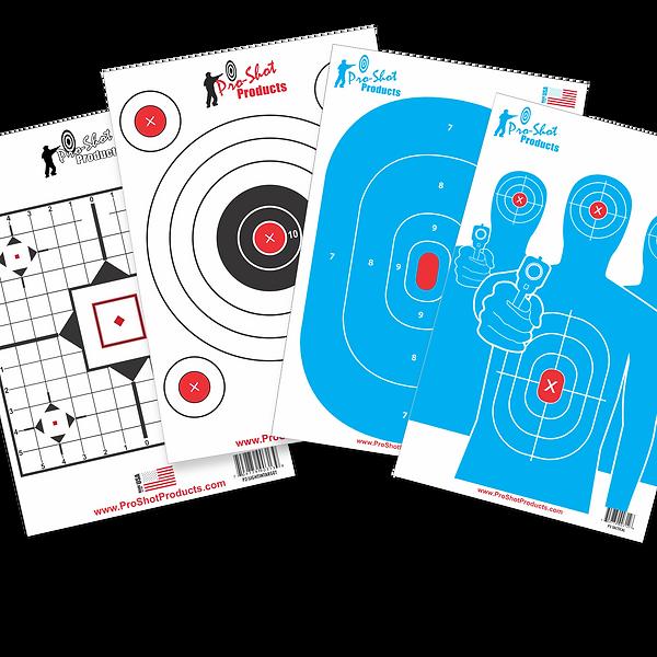 Range Series Plastic Targets Category.pn