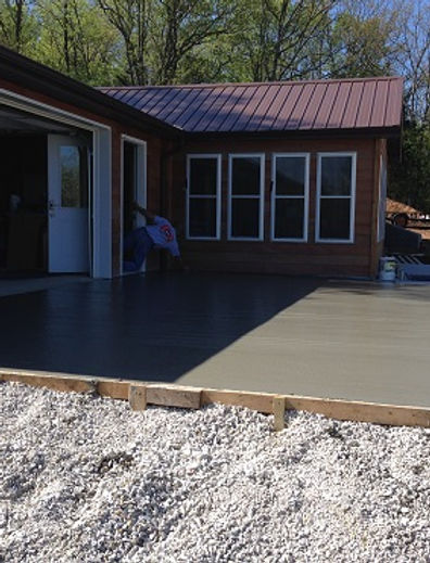 Flat Concrete