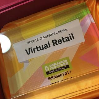 Il Coraggio di Innovare Digital Award 2017 ELSE Corp's award